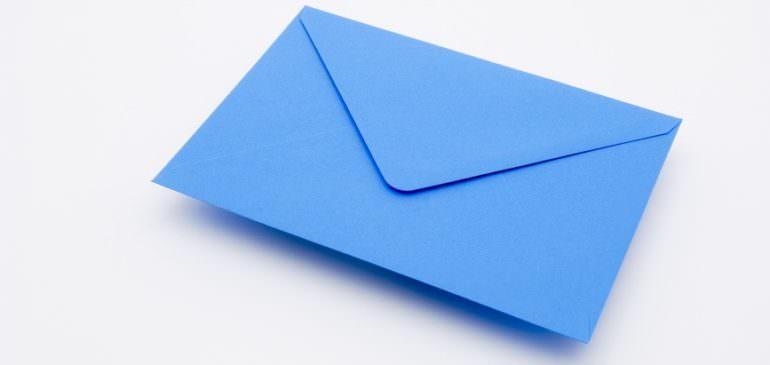 Шлях конверта
