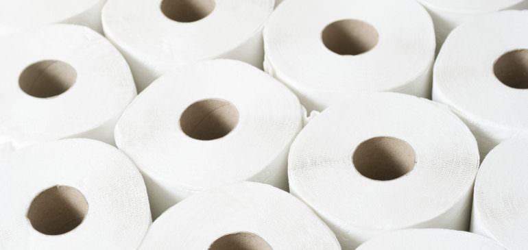 Туалетний папір: білий чи сірий?