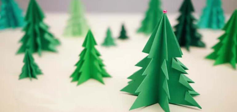 Папір та новорічні свята