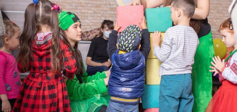 Святкування дня захисту дітей на ПАПІР-МАЛІ